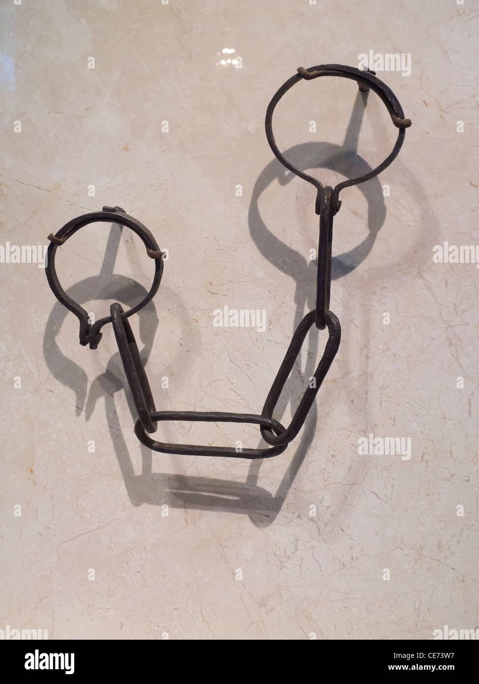 shackles of society