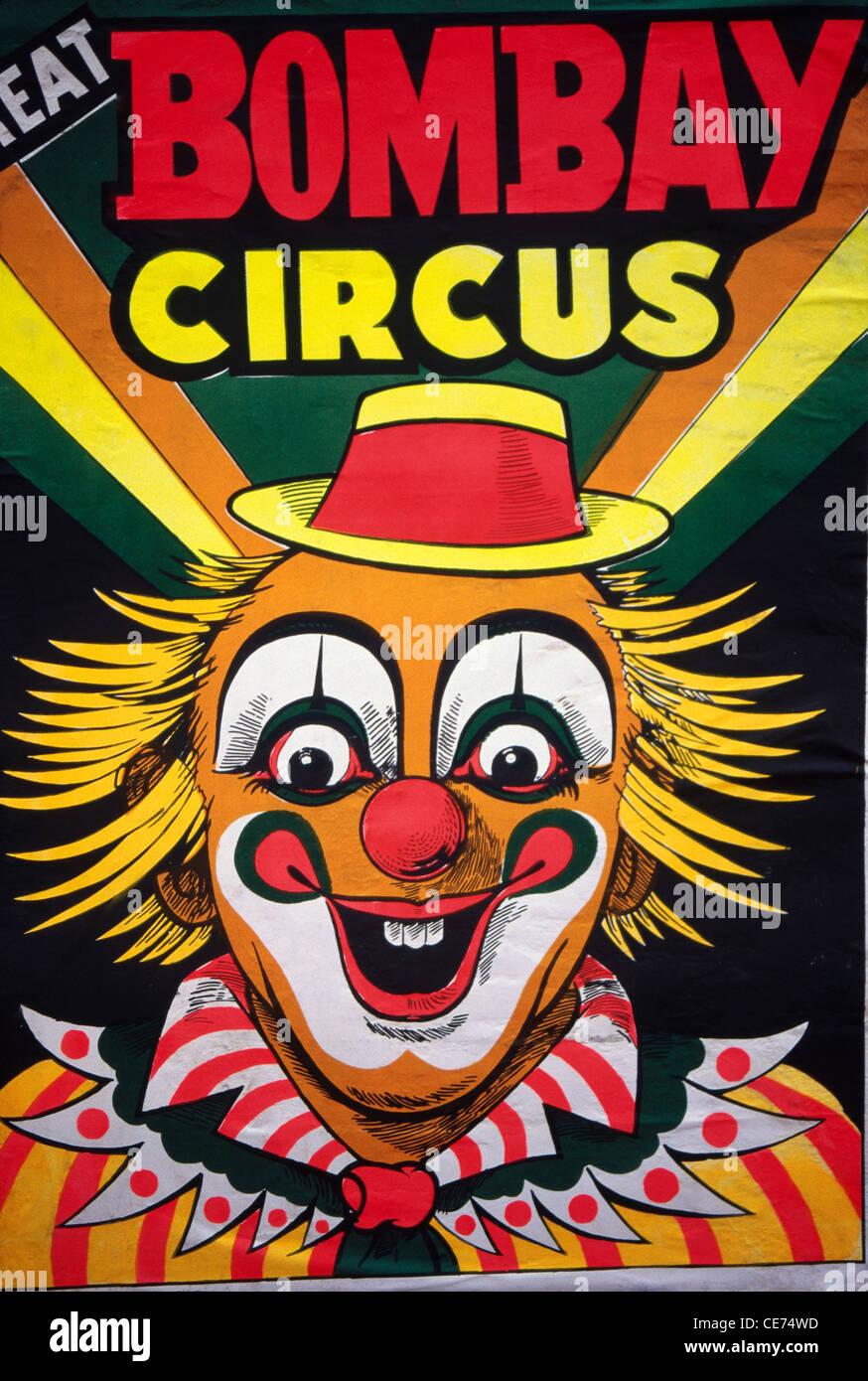 Circus posters stock photos circus posters stock images - Circus joker wallpaper ...