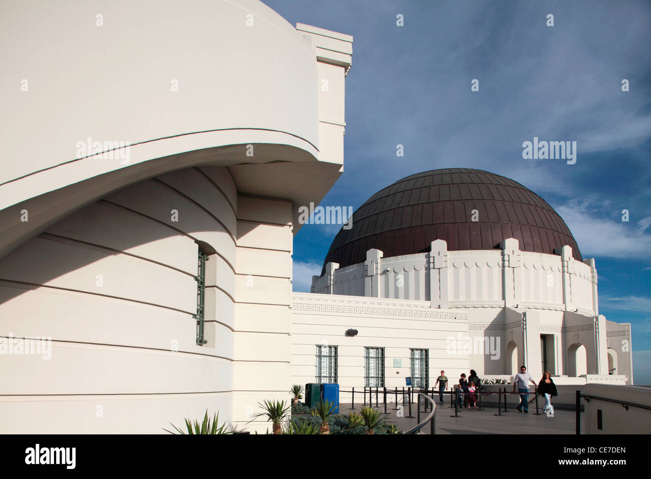 USA, California, Los Angeles, Griffith Observatory - Stock Image