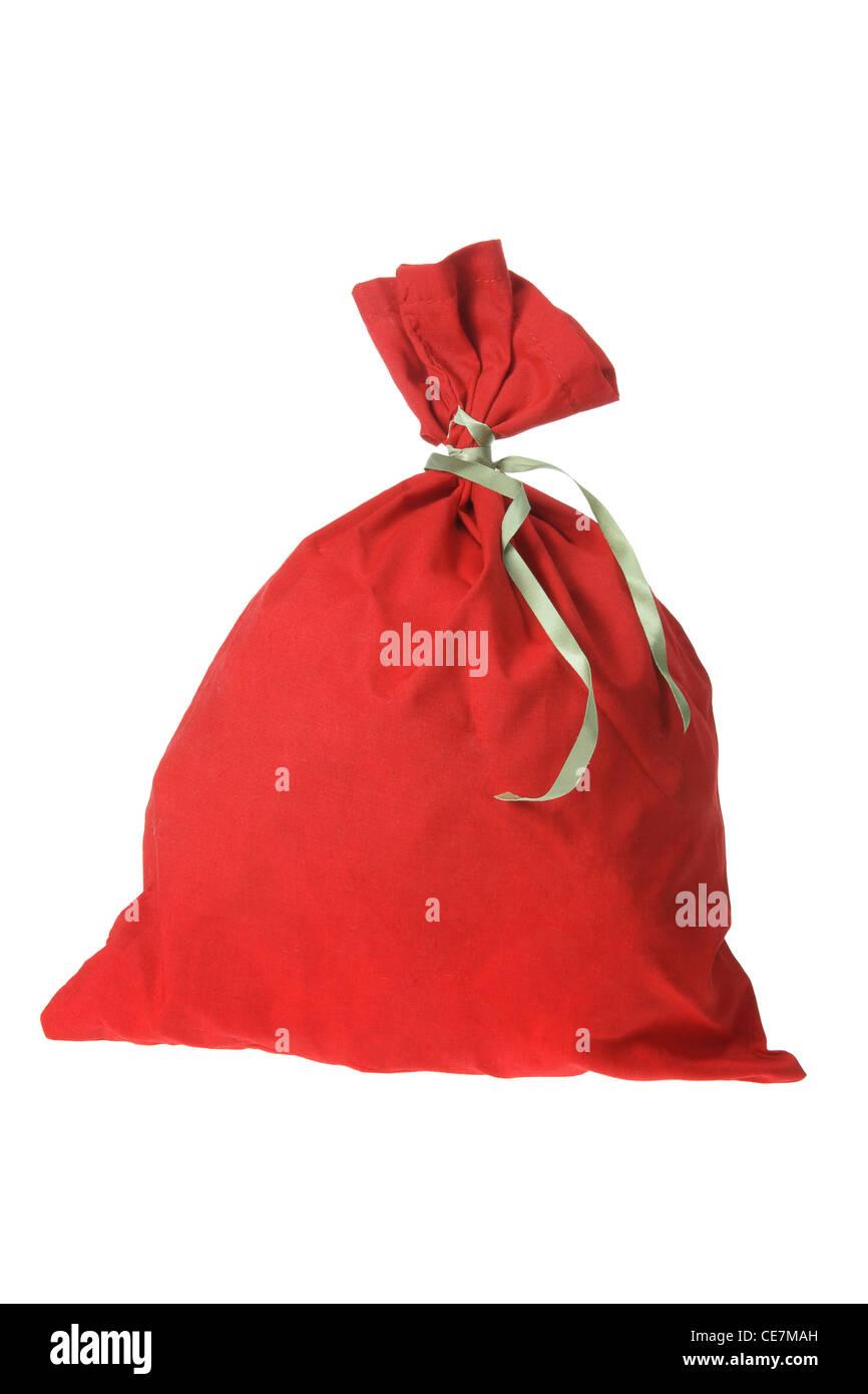 Gift Sack - Stock Image