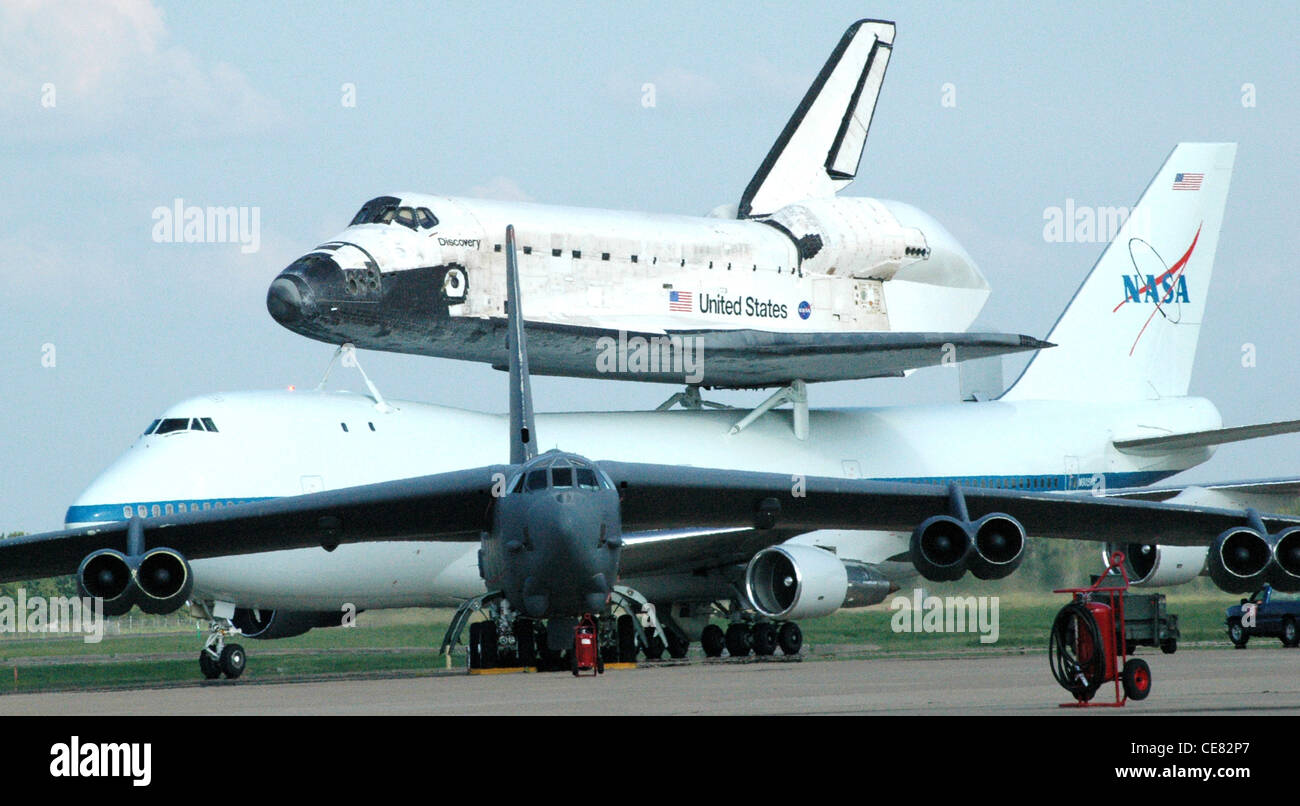 space shuttle launch from 747 - photo #47