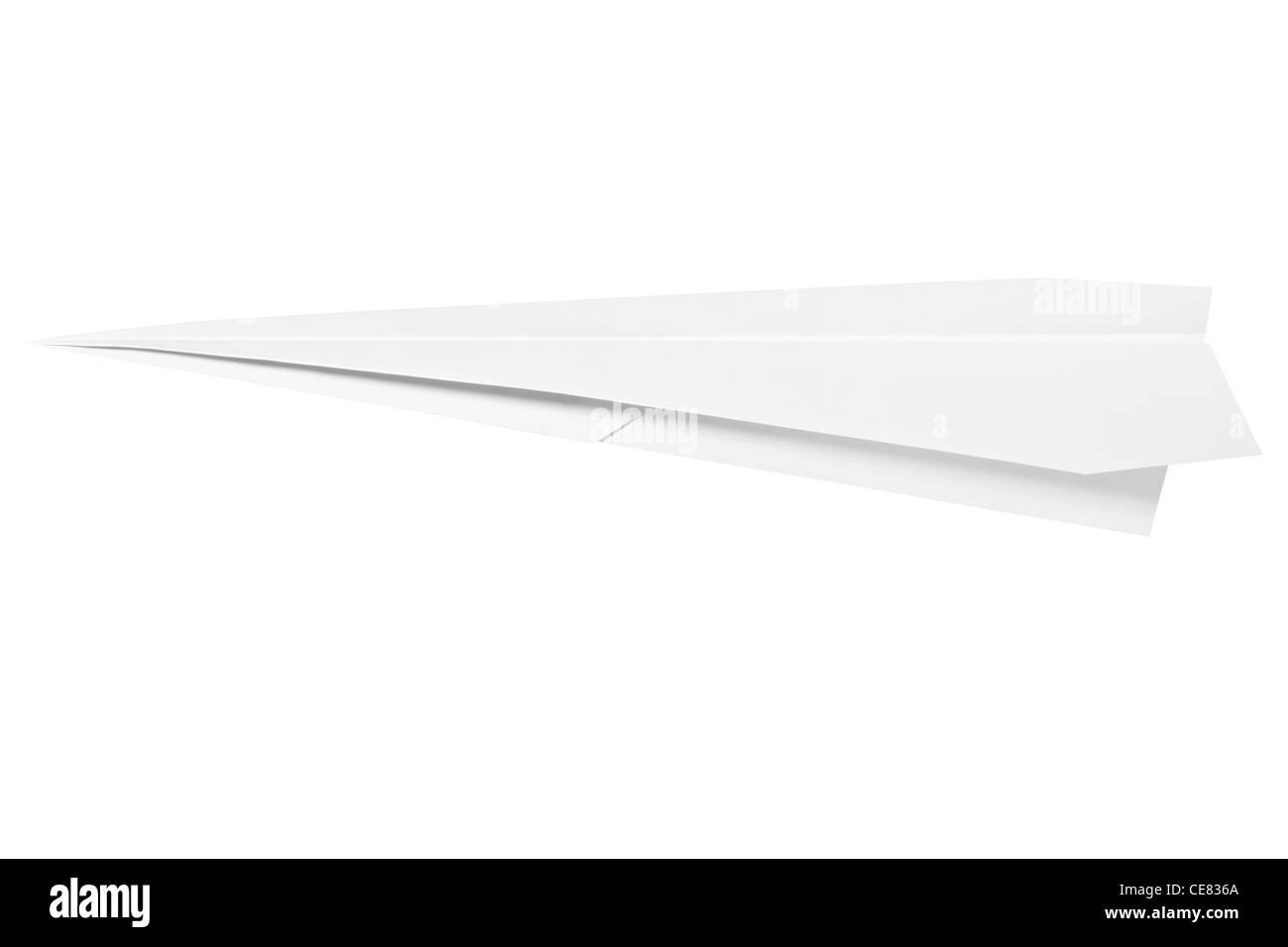 Paper plane - Stock Image
