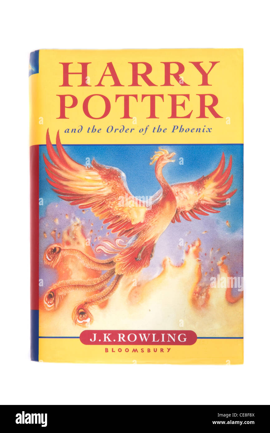 Harry Potter and the Order of the Phoenix - Stock Image