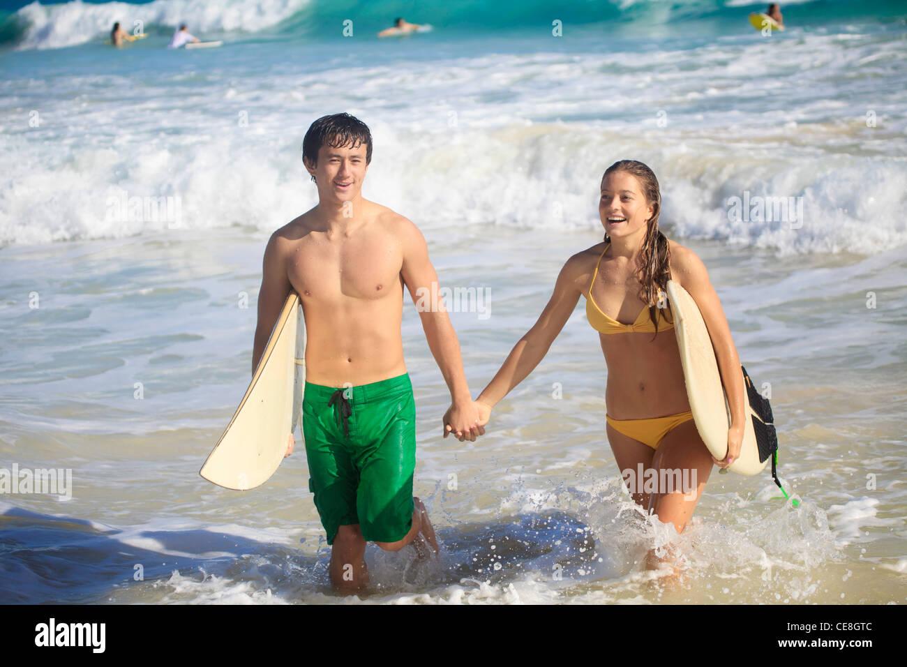 Share Young hawaiian teen