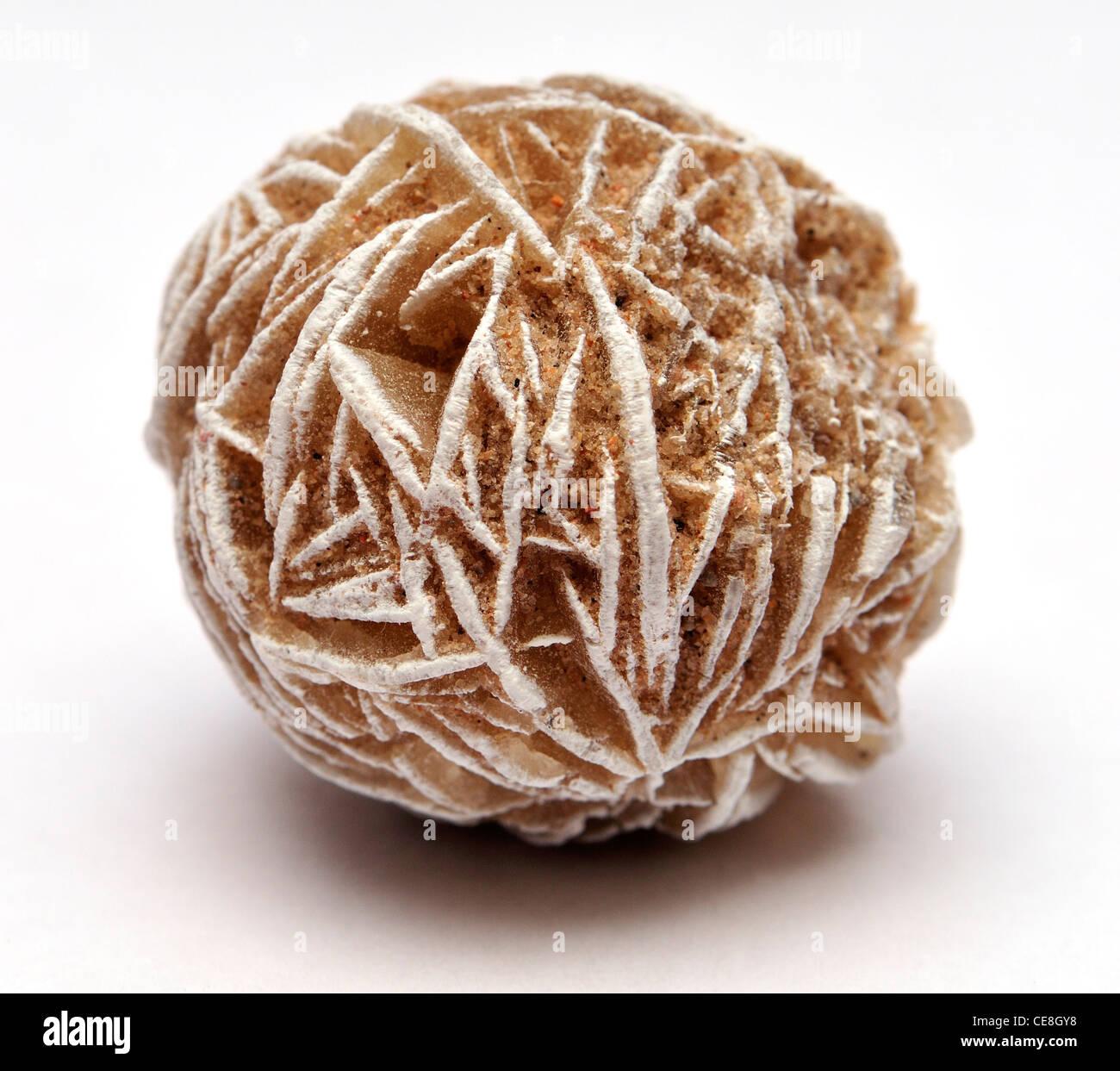 Baryte / Desert Rose - Stock Image
