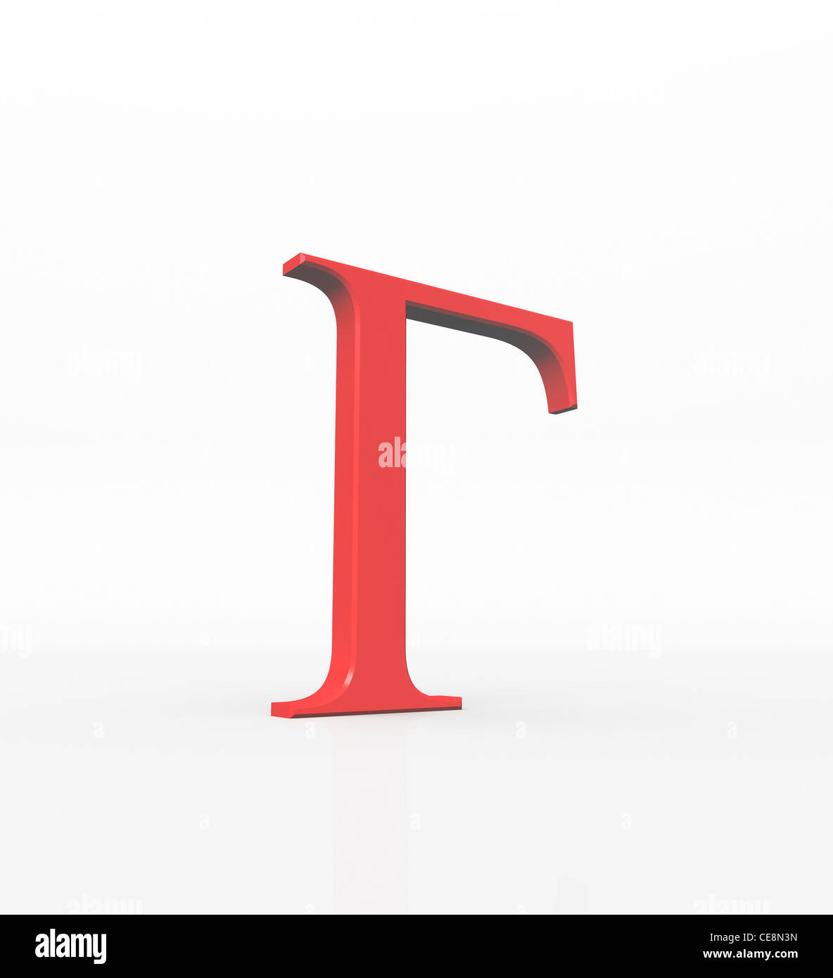 Gamma third letter Greek alphabet In system Greek numerals it