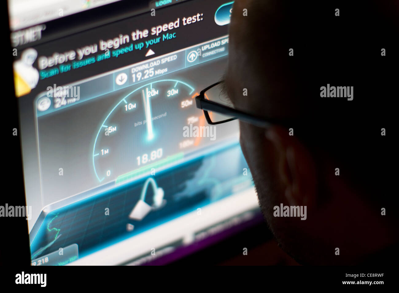 broadband speed tes