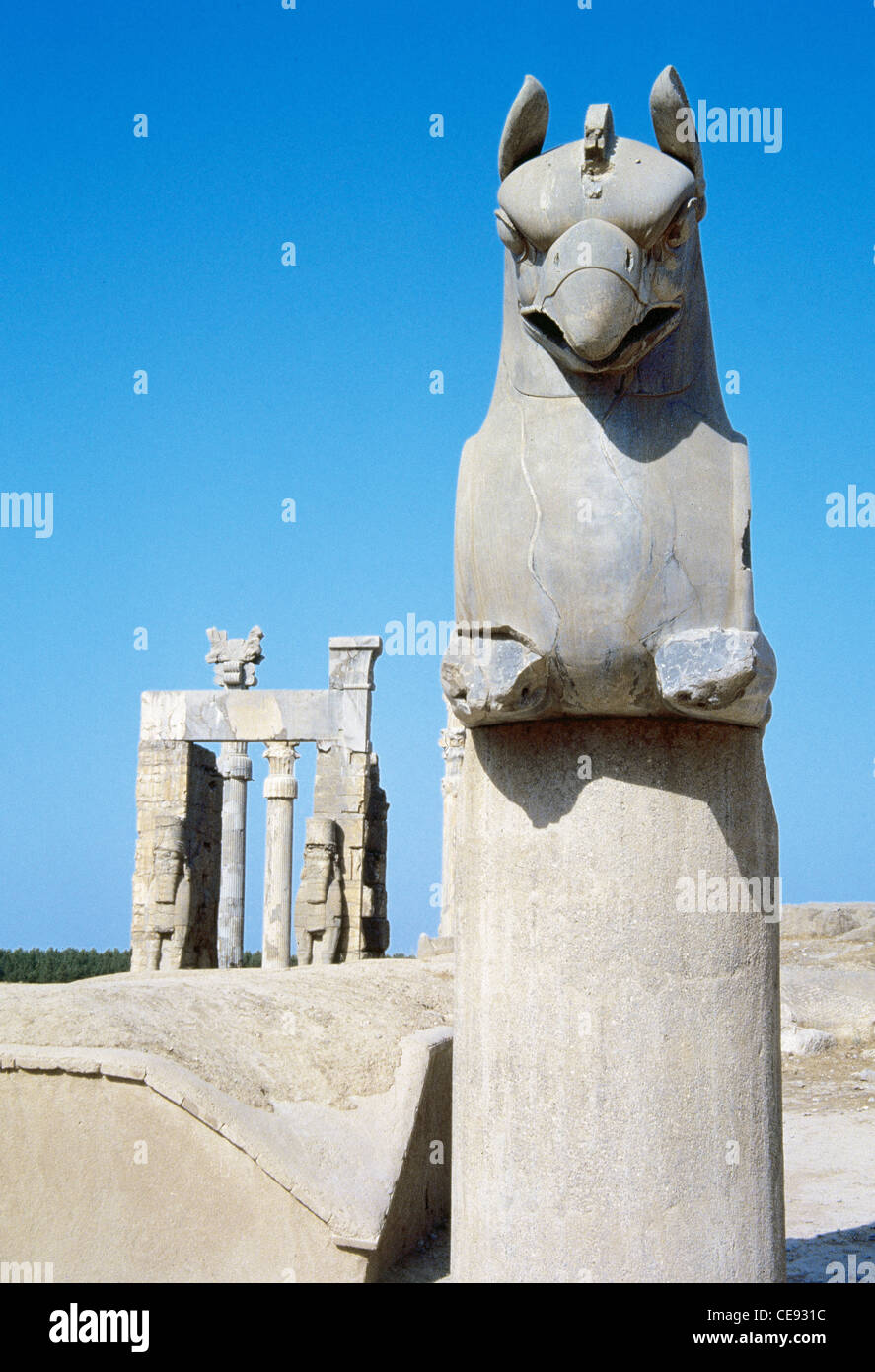 Griffin Capital Persepolis Iran High Resolution Stock Photography And Images Alamy
