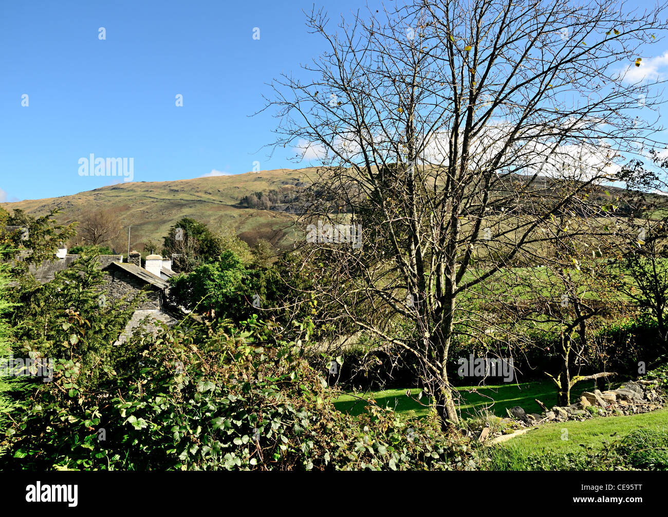 Troutbeck - Stock Image