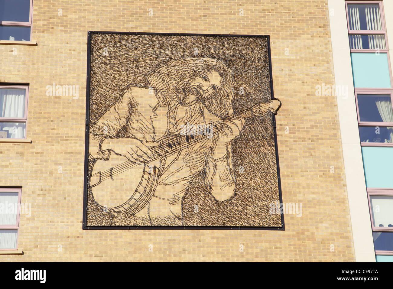 Mural Uk Scotland Stock Photos & Mural Uk Scotland Stock Images - Alamy