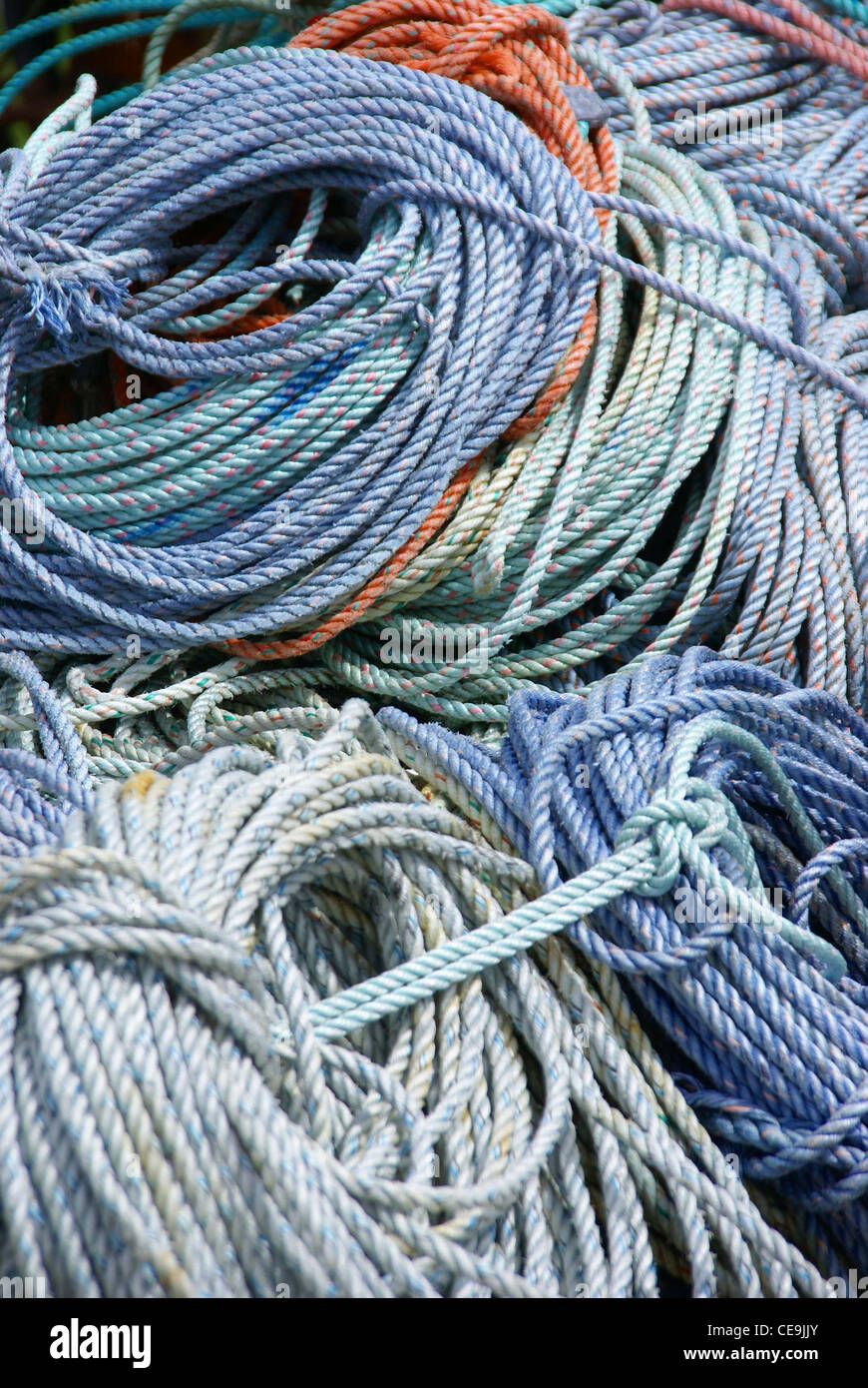 Coils Rope Rope Stock Photos & Coils Rope Rope Stock Images - Page 7 ...