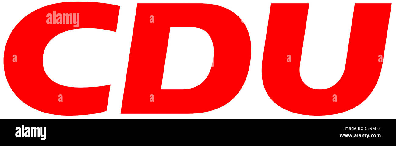 Logo of the German political p...