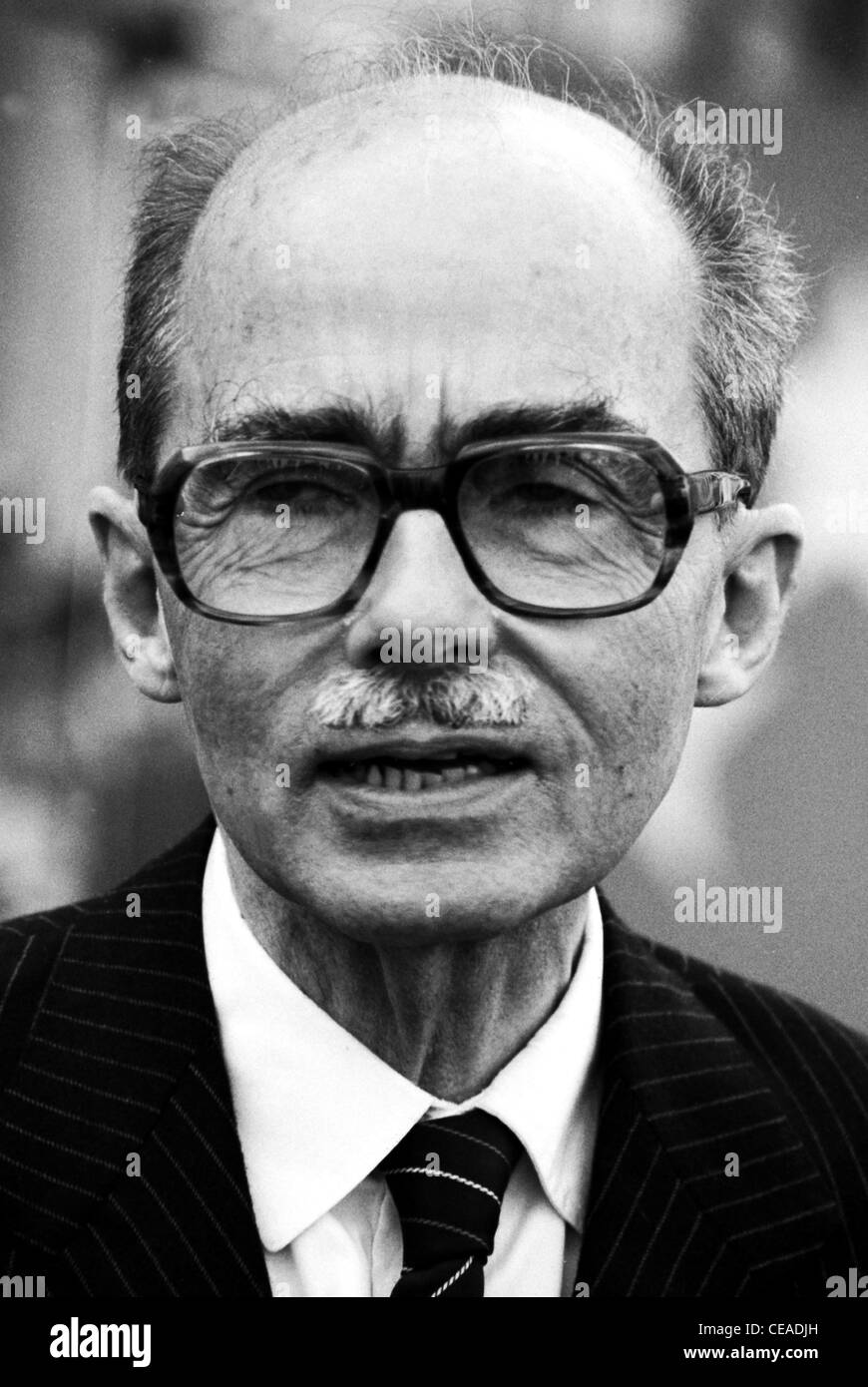 Otto of Habsburg - *20.11.1912 - 04.07.2011: Publicist and politician, son of the last Emporer of Austria and King - Stock Image
