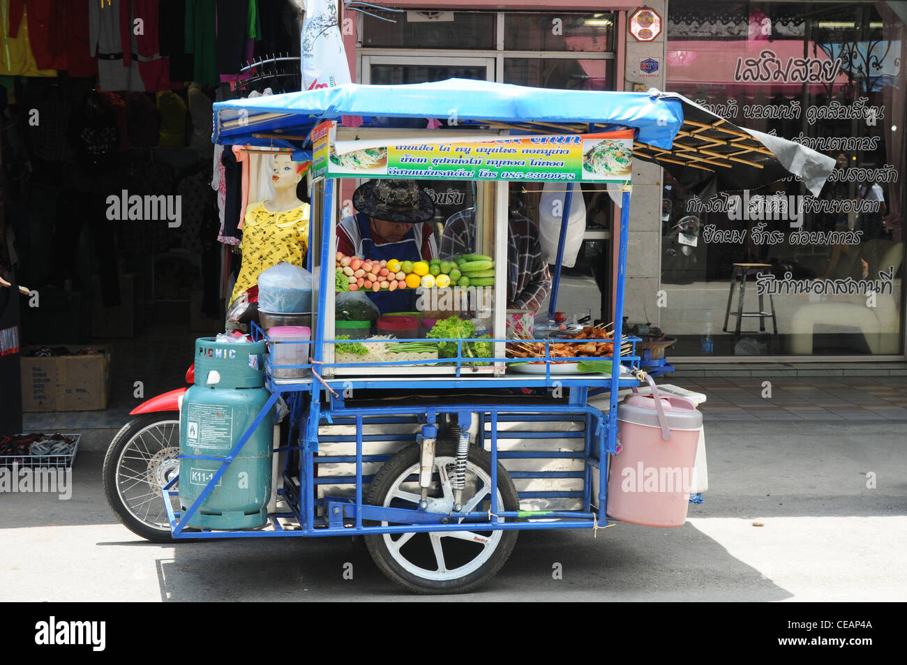 Mobile Food Outlet Stock Photos & Mobile Food Outlet Stock Images ...