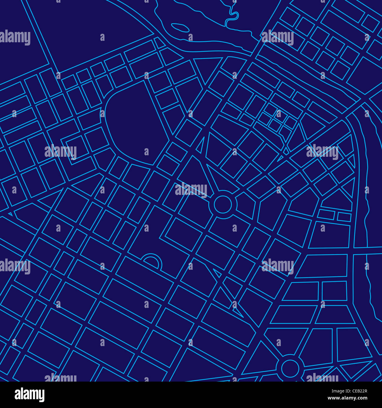 how to make a digital map
