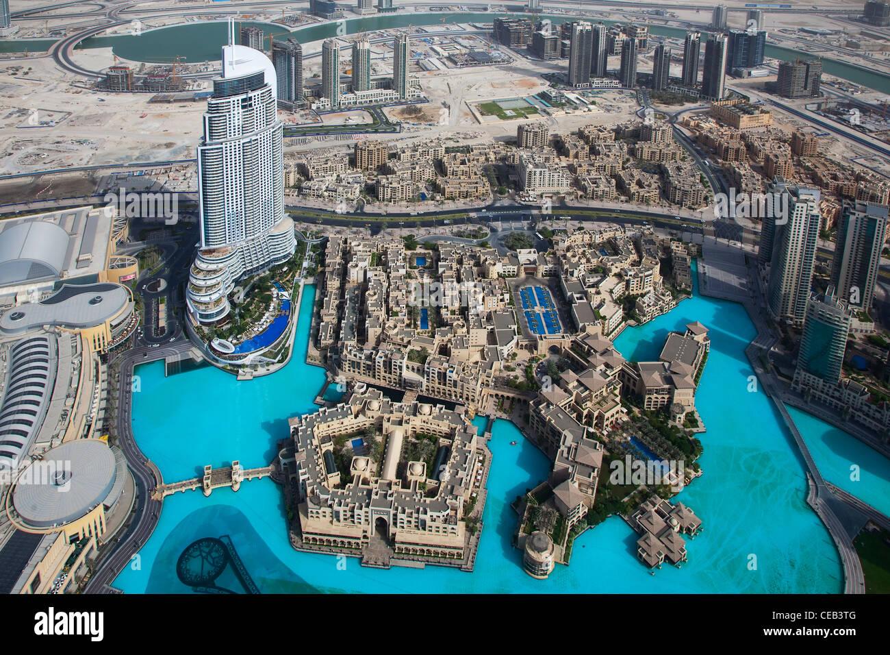 Armani Hotel Restaurants In Burj Khalifa
