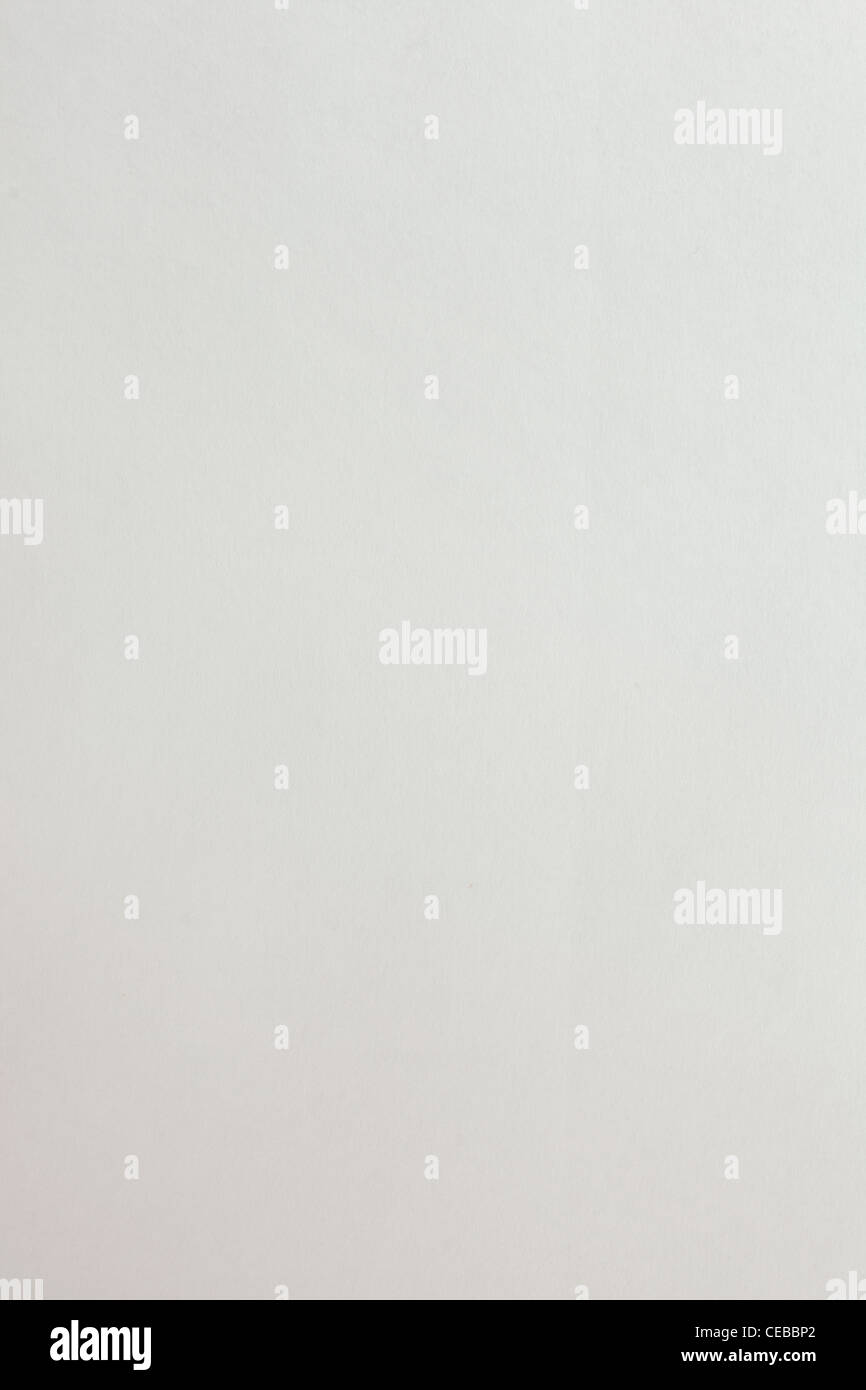 Fine blank pastel paper texture for background - Stock Image