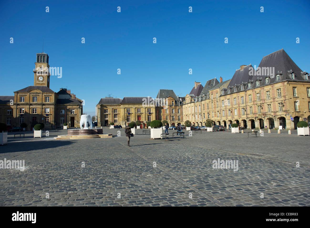 4726a6b7c Modelled on Paris  Place des Vosges