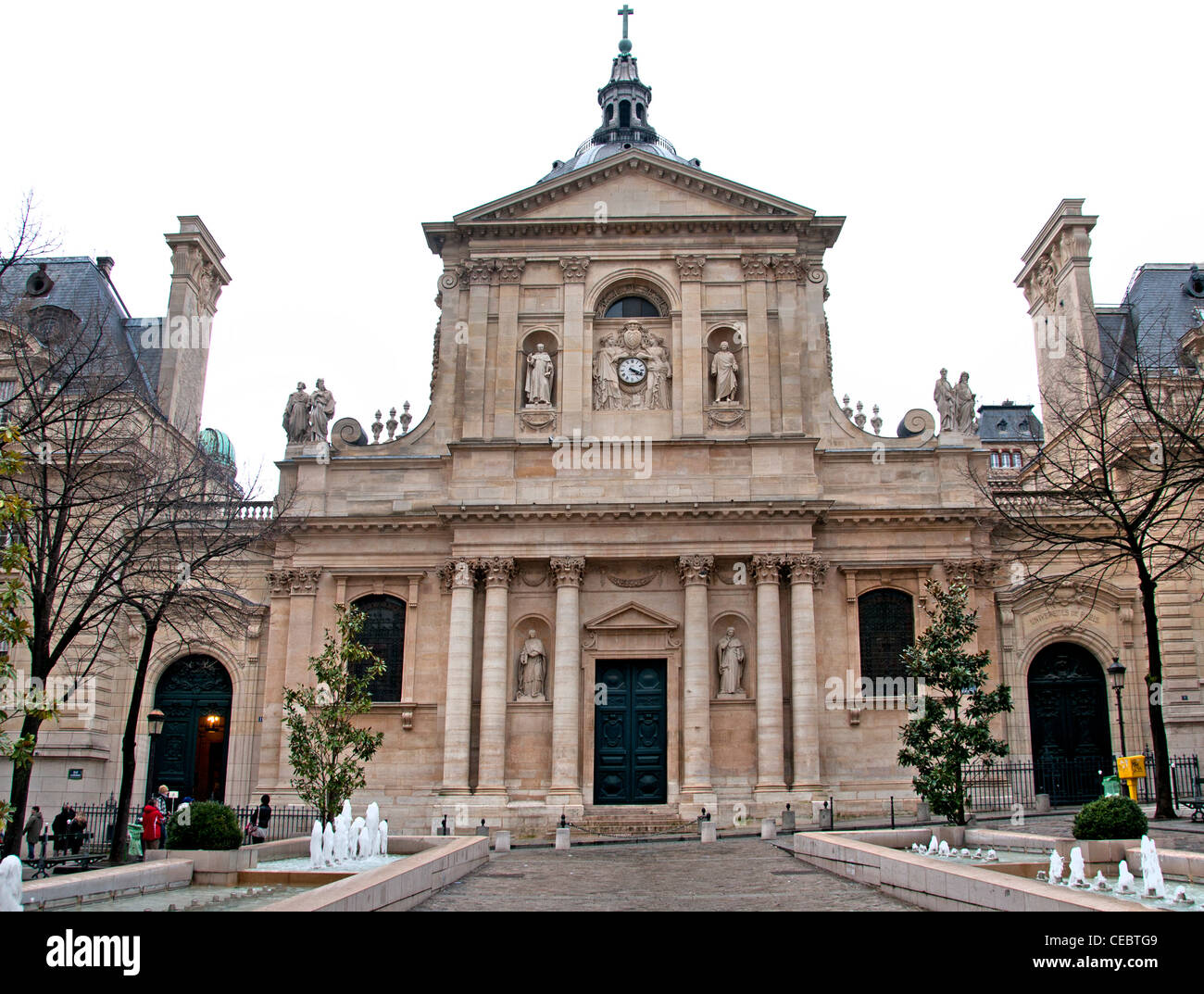 Sorbonne university of paris place la sorbonne france for Sorbonne paris