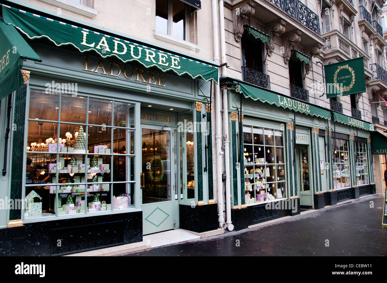 Laduree Paris Stock Photos Amp Laduree Paris Stock Images