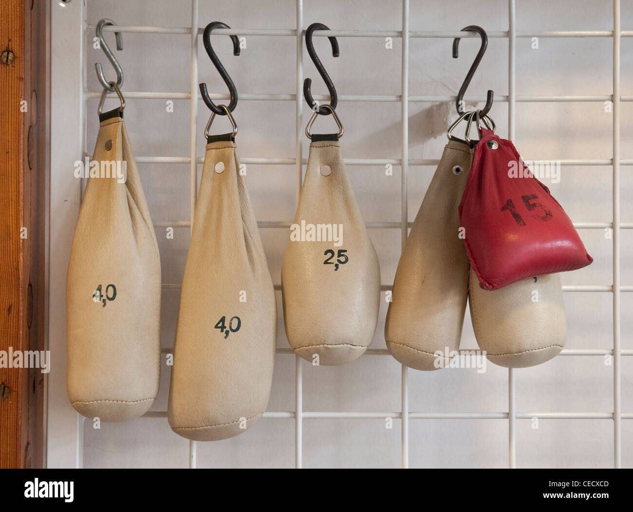 Sand Bag High Resolution Stock Photography And Images Alamy