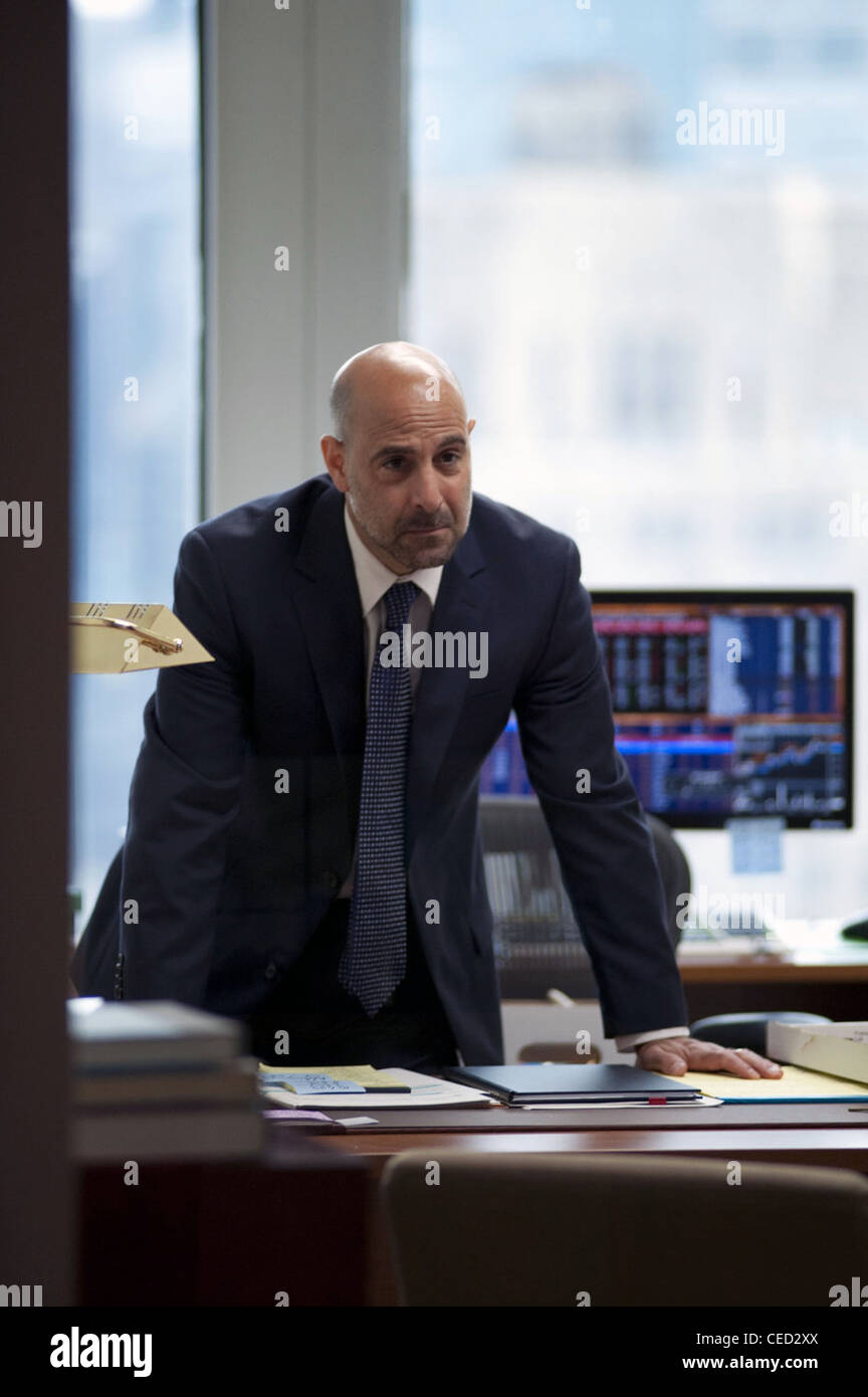 MARGIN CALL (2011) STANLEY TUCCI J.C. CHANDOR (DIR) 011 MOVIESTORE COLLECTION LTD - Stock Image