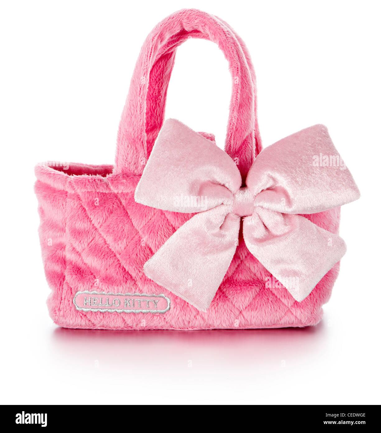 Bag Hello Kitty - Stock Image