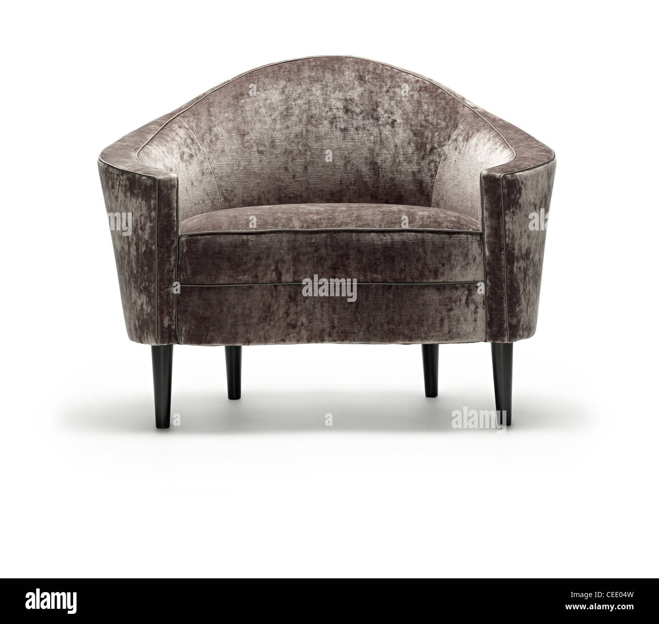 Lounge chair - Stock Image
