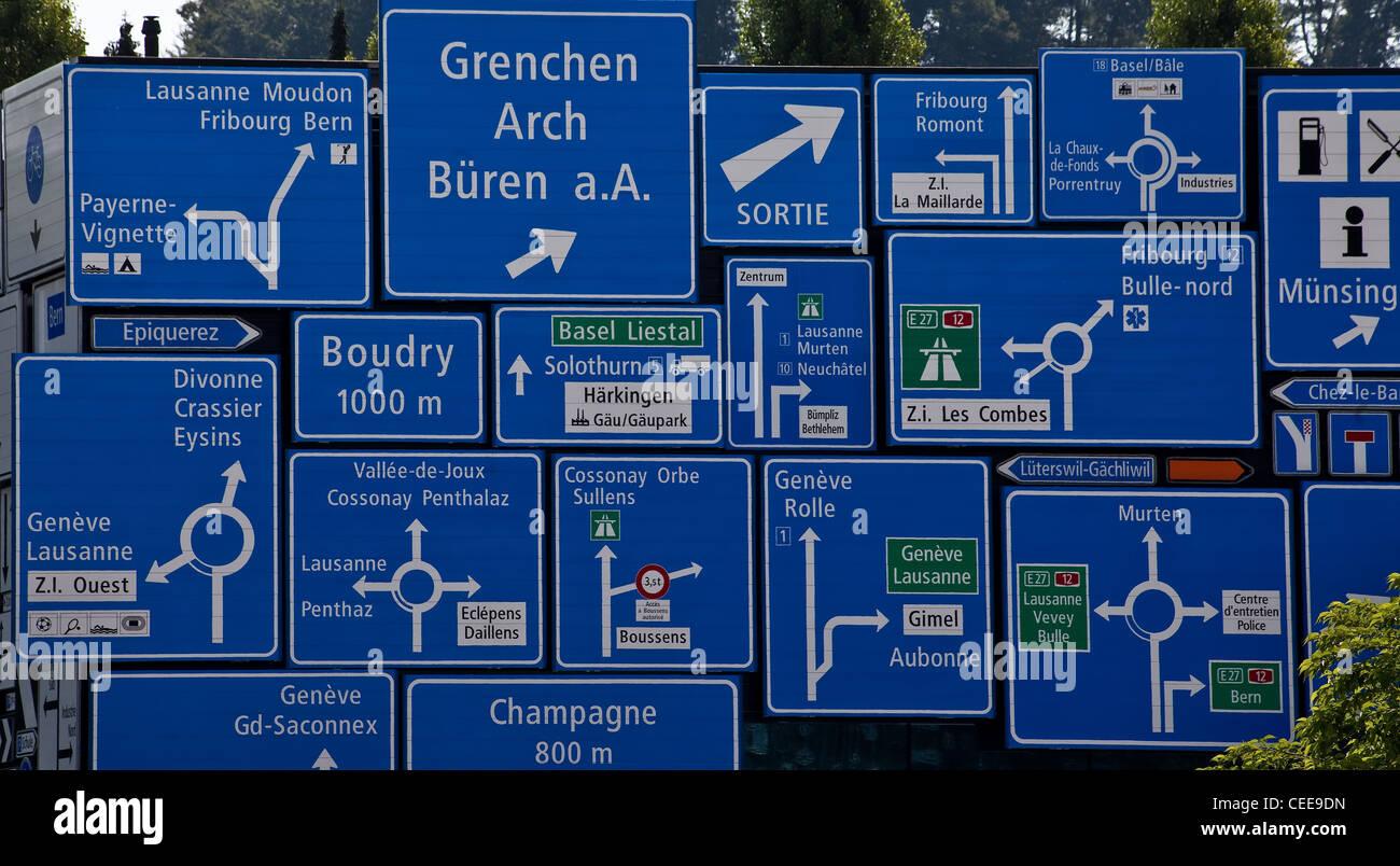 Luzern, Verkehrshaus der Schweiz, Verkehrsmuseum - Stock Image