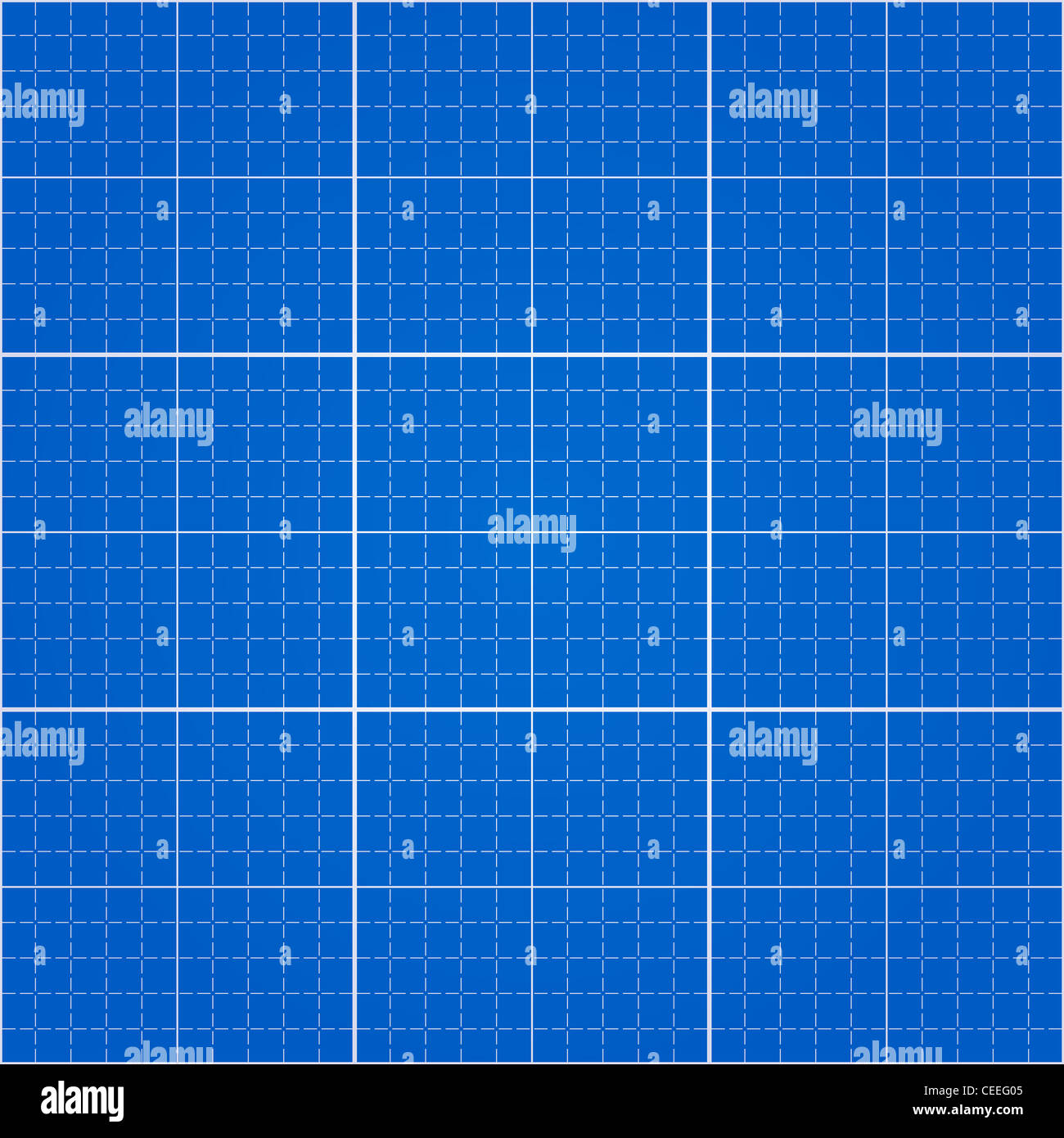 Seamless blueprint background engineering drawing blue paper stock seamless blueprint background engineering drawing blue paper background with pattern swatch in eps file malvernweather Gallery