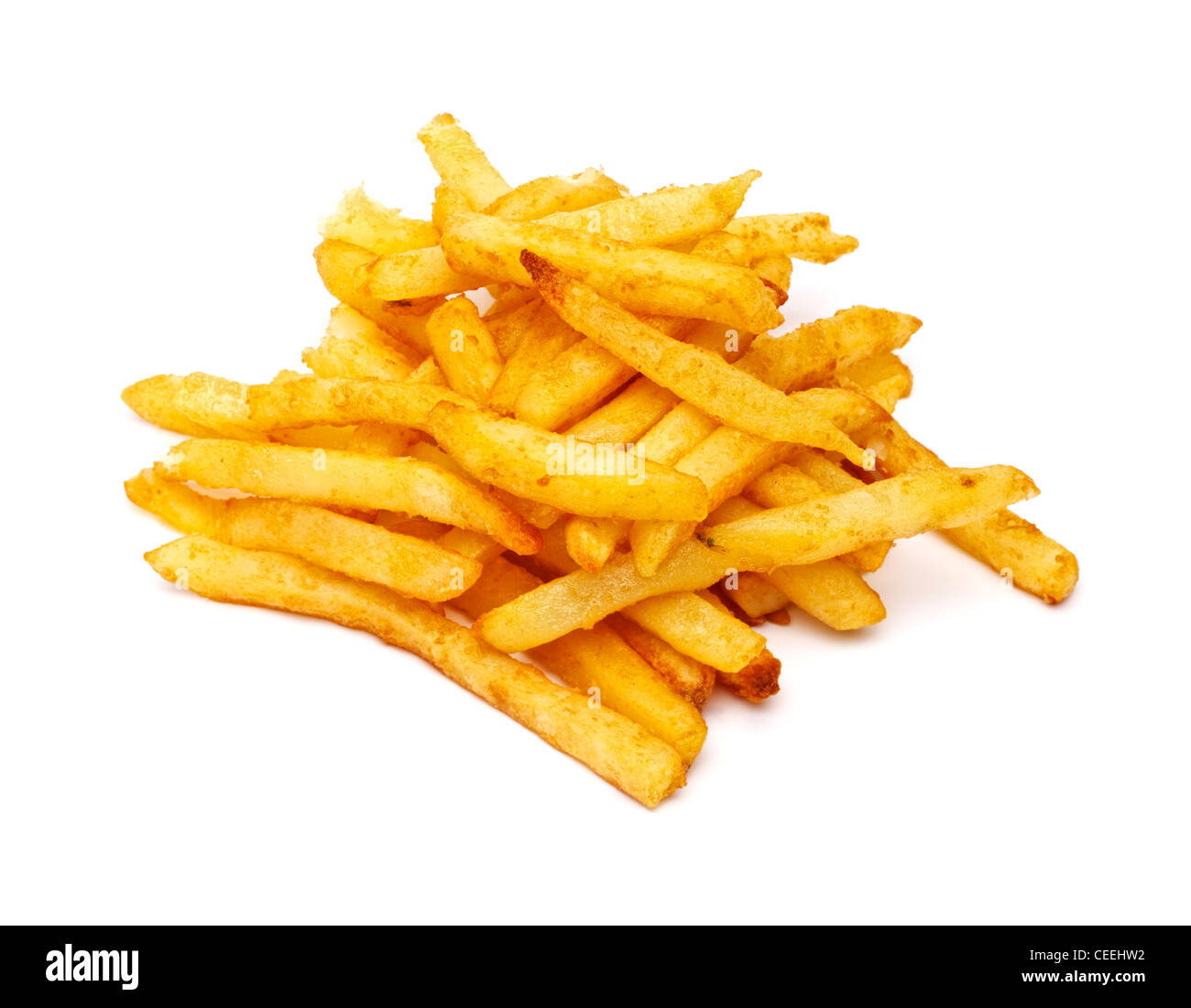 French fries, chips - Stock Image