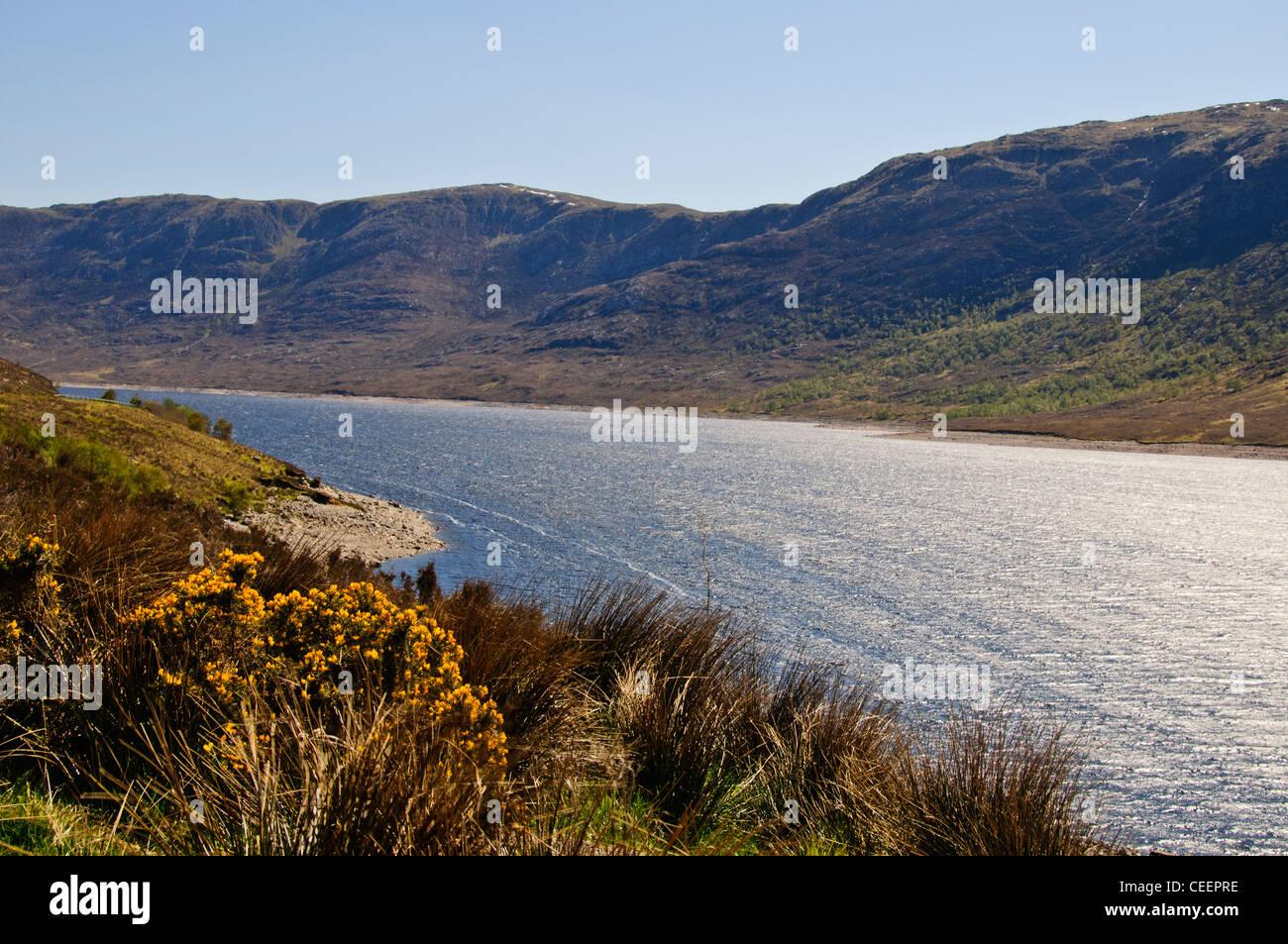 Loch Loyne Off A8,Recreational area, Fishing,Cycling