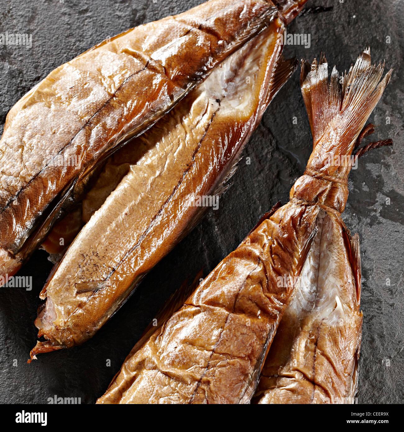 Arbroath Smokies - Stock Image