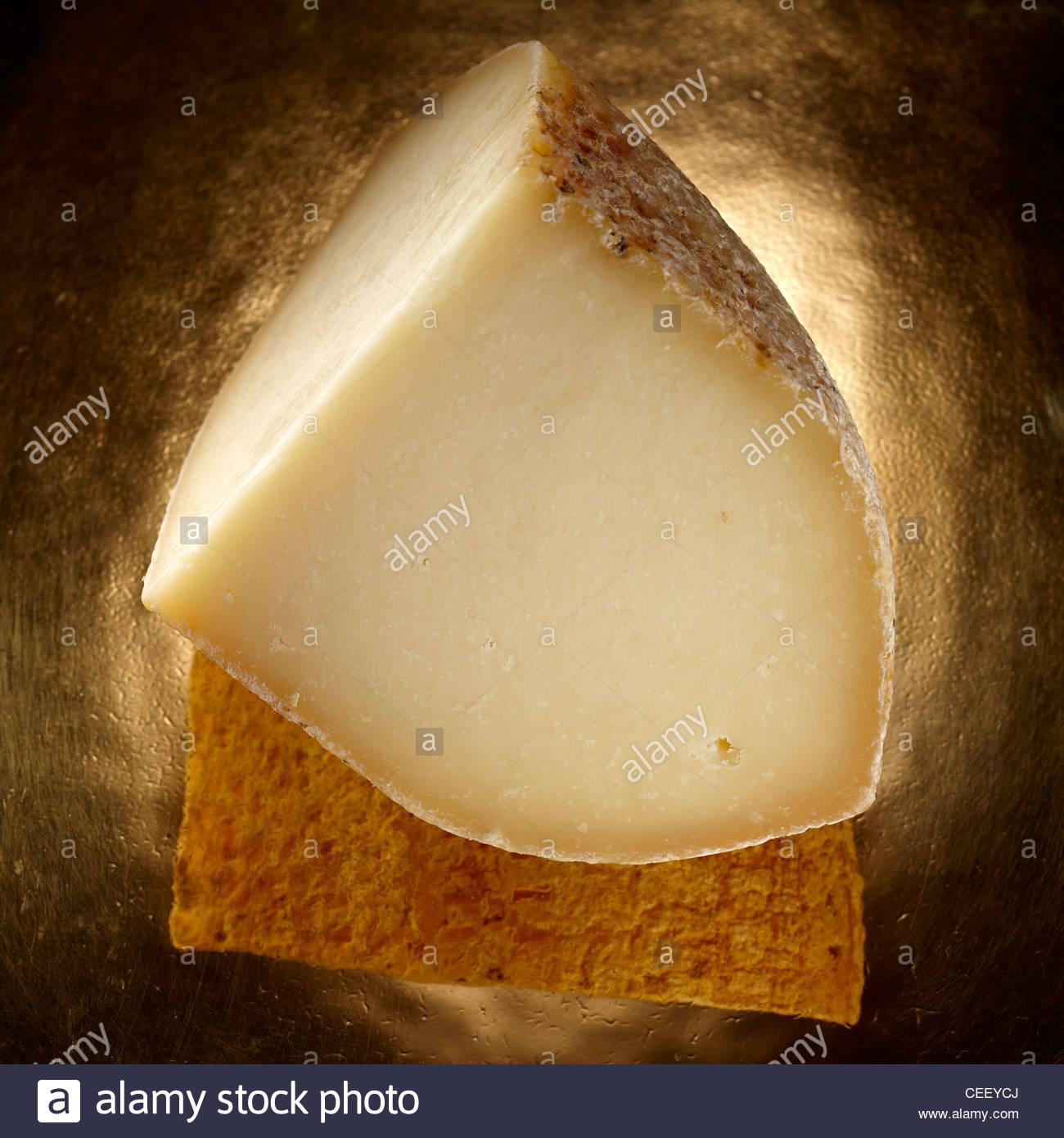 Teddington cheese Berkswell - Stock Image