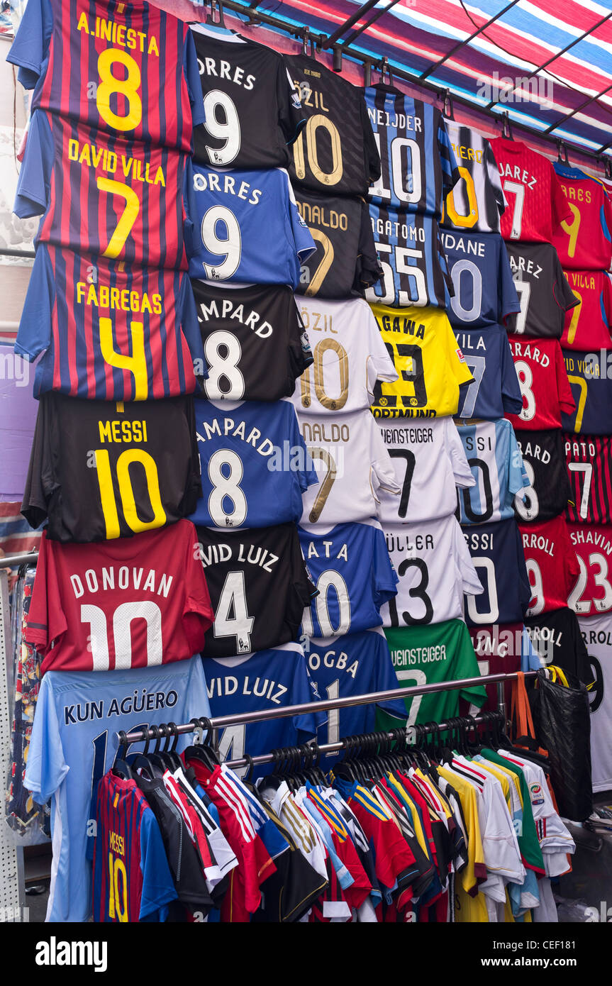 pretty nice ce2f8 75983 dh MONG KOK HONG KONG Replica football shirt strips ...