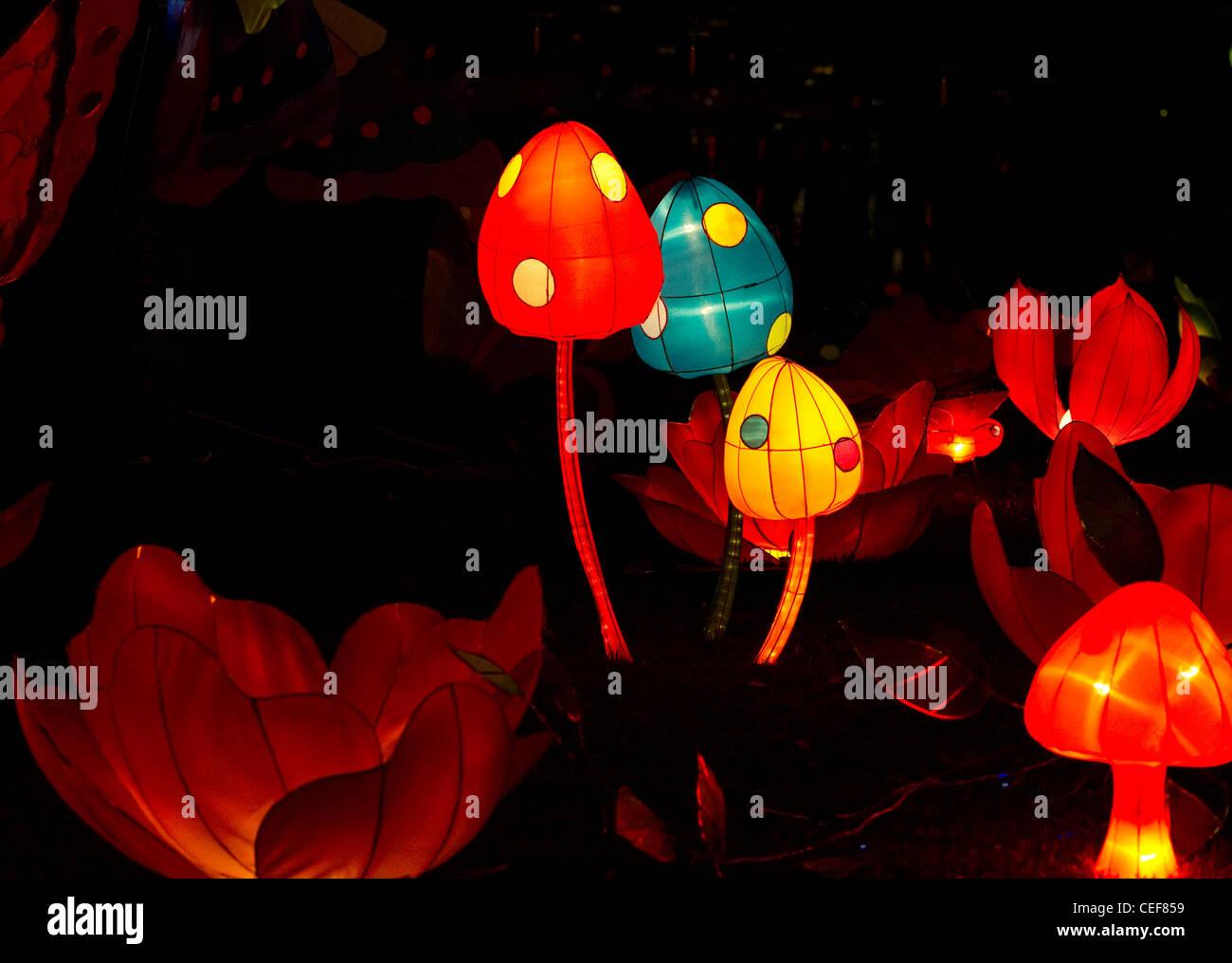how to make mid autumn festival lantern