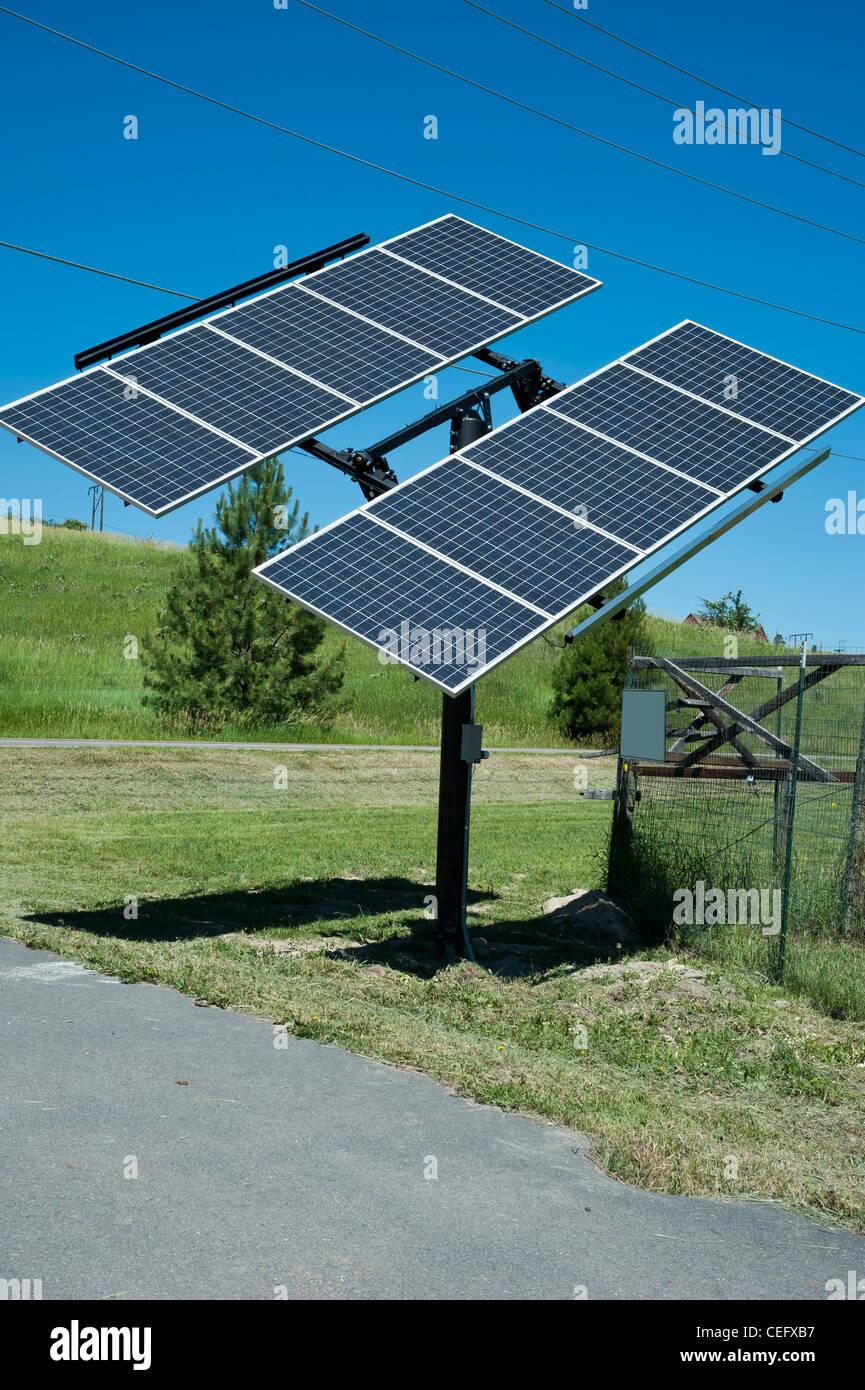 Solar Tracker Stock Photos Amp Solar Tracker Stock Images