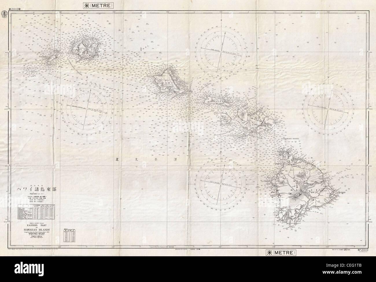 1939 japanese world war ii chart or map of hawaii stock photo 1939 japanese world war ii chart or map of hawaii gumiabroncs Choice Image