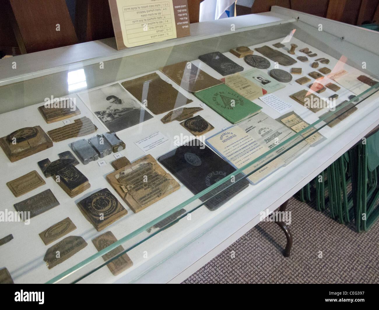 Tel Aviv,Zeev Jabotinsky,Zionist museum Stock Photo