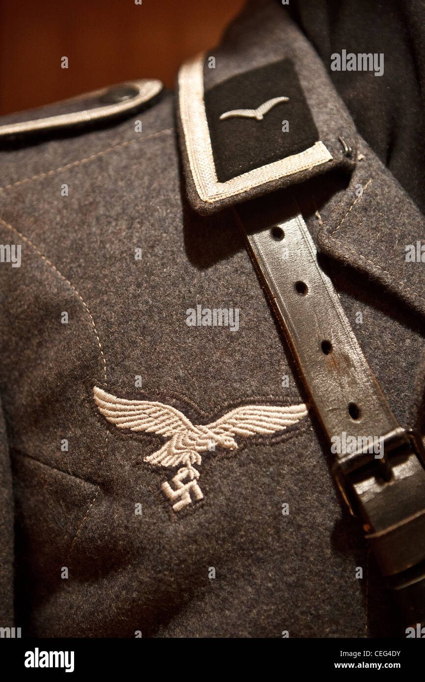 nazi insignia - Stock Image