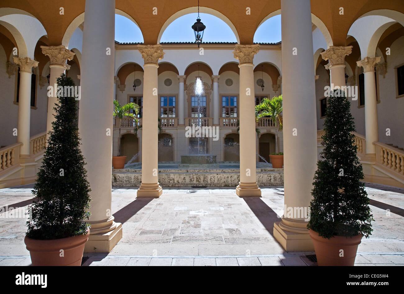 Biltmore hotel, Miami, Florida, USA - Stock Image