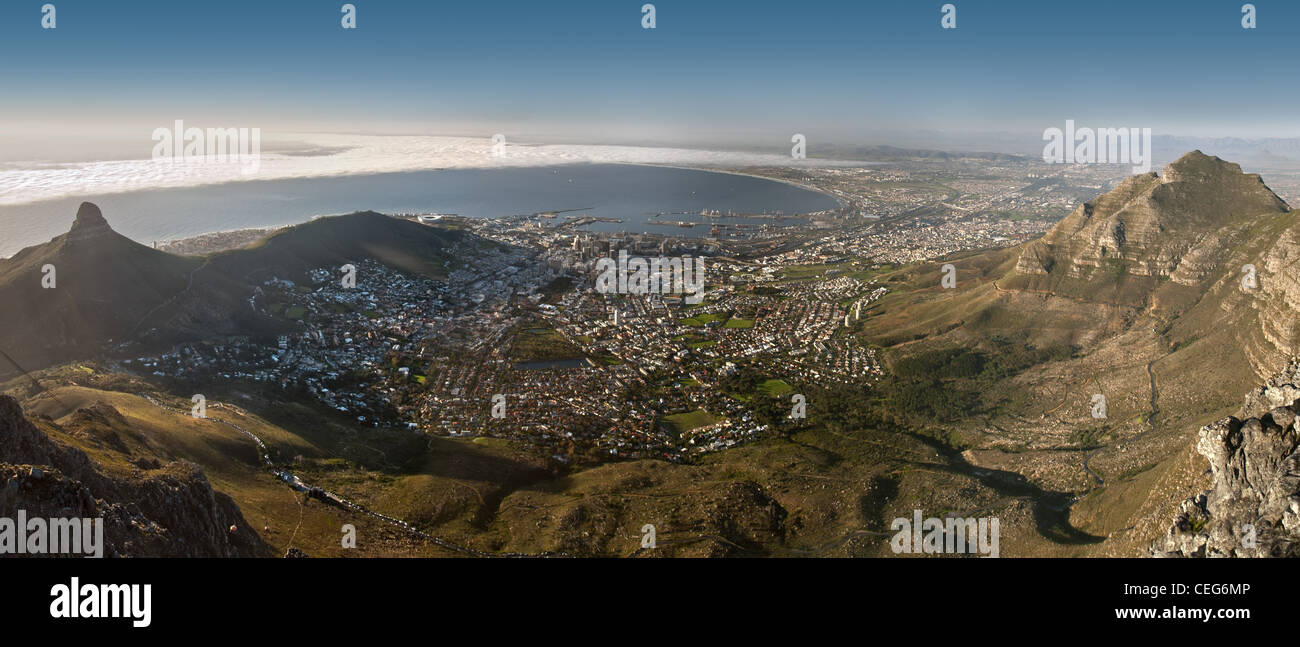 Cape Town, South Africa - Stock Image