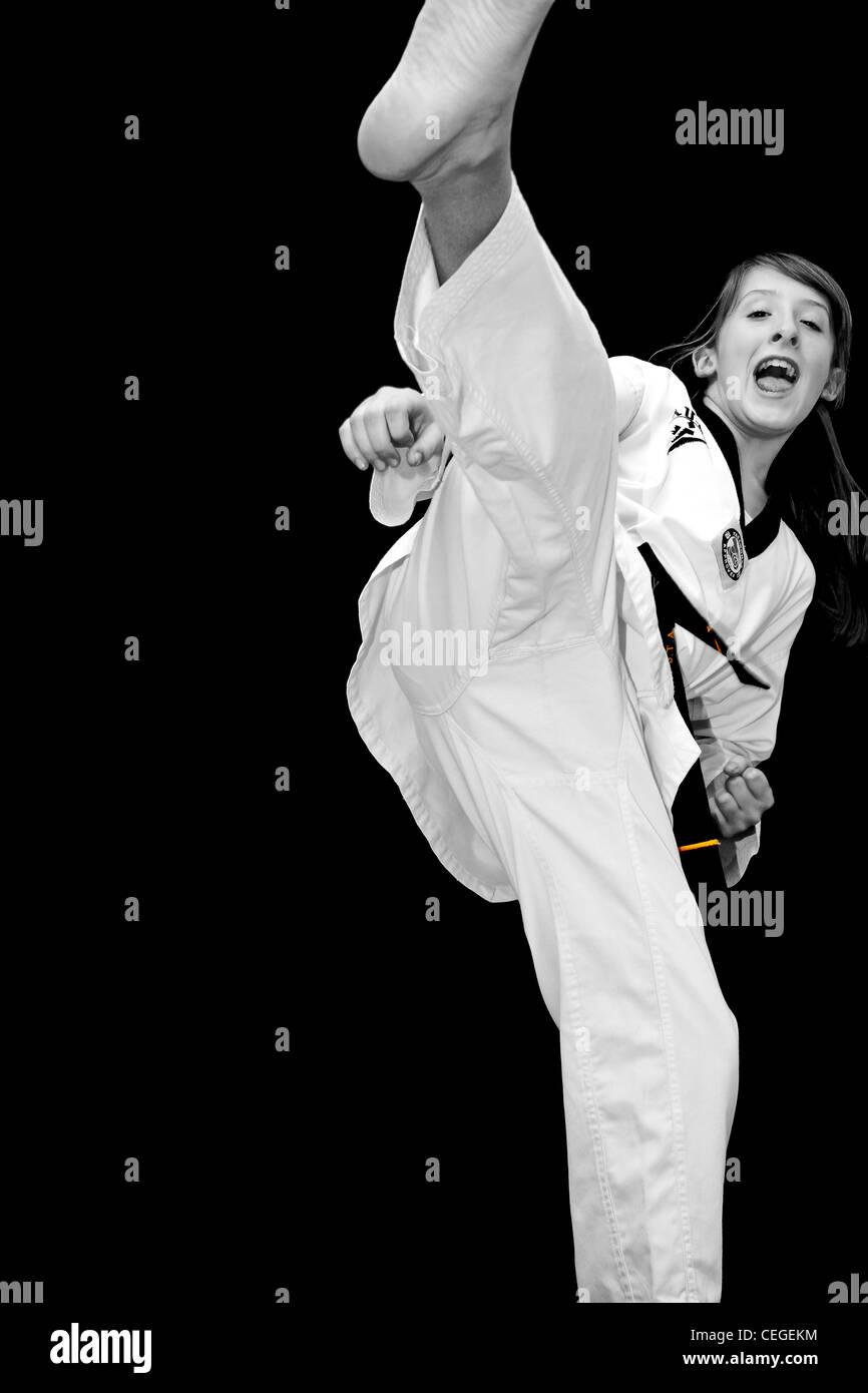 Heel Kick Stock Photos & Heel Kick Stock Images - Alamy