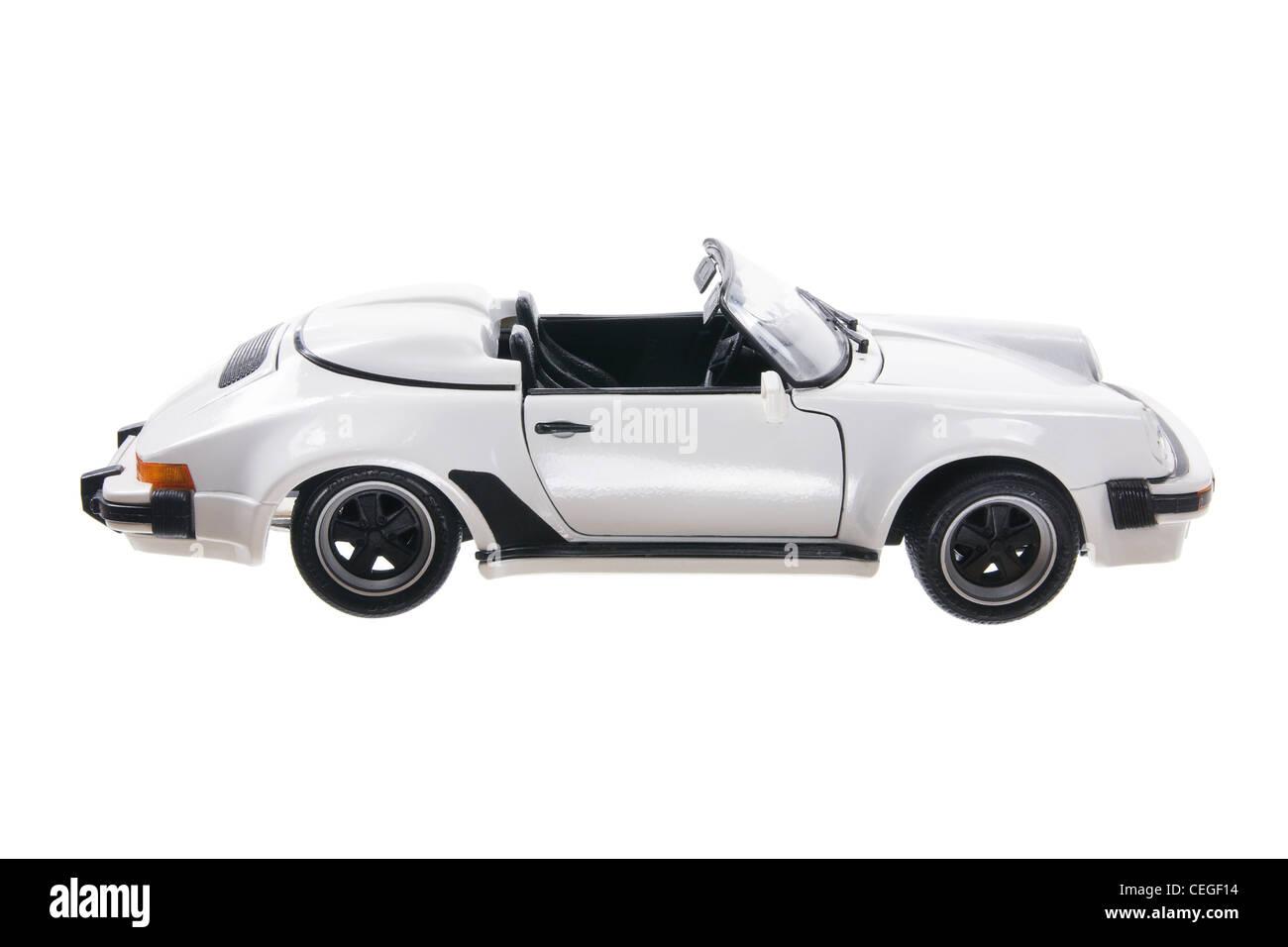 Miniature Car Model - Stock Image