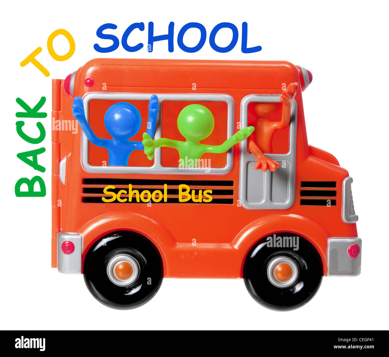 Back to School Concept - Stock Image