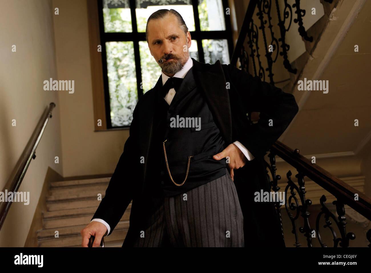 Sigmund Freud (Viggo Mortensen) - Stock Image