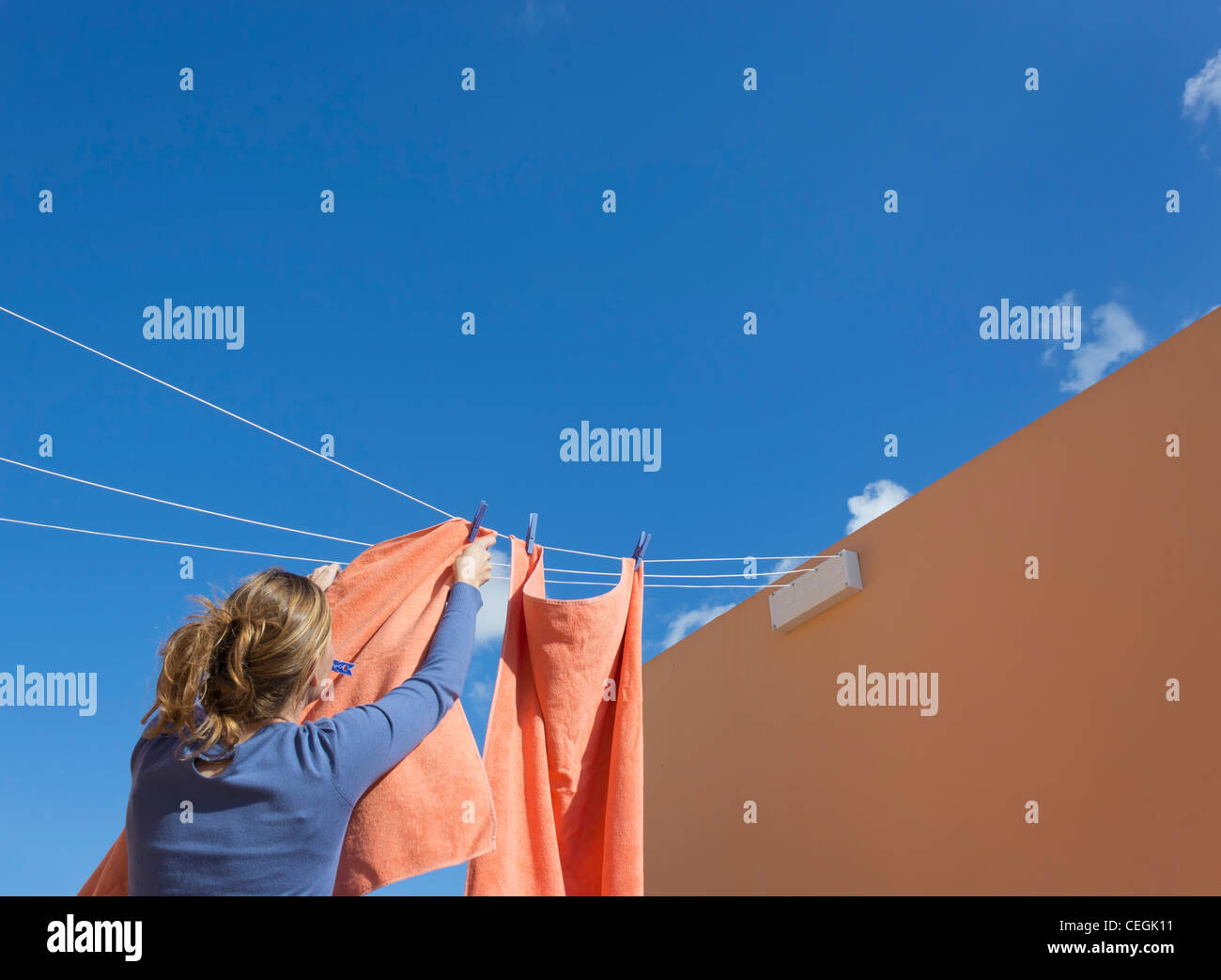 Dry Pegging