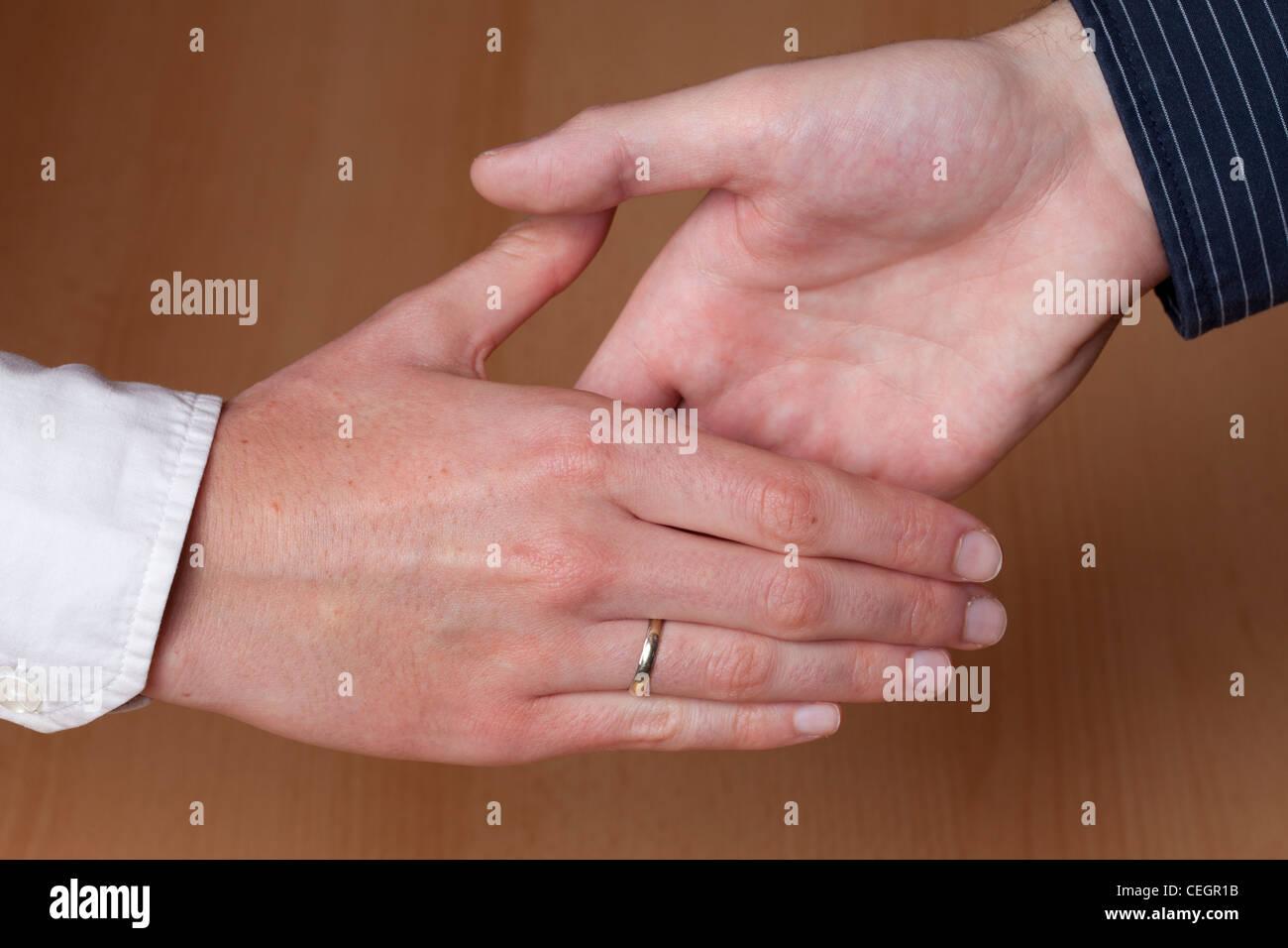 Ring Shake Stock Photos & Ring Shake Stock Images - Alamy