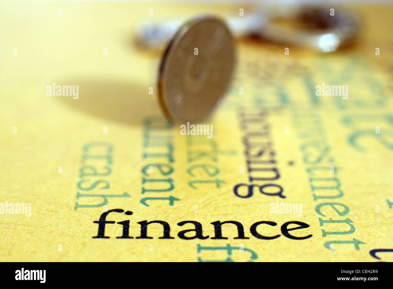 FInance concept - Stock Image