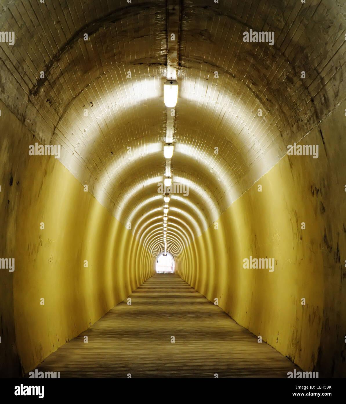 Underground Passage Stock Photos & Underground Passage